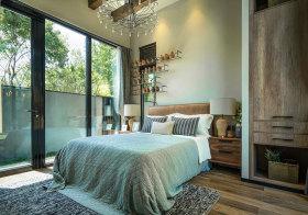 通透混搭卧室装修设计