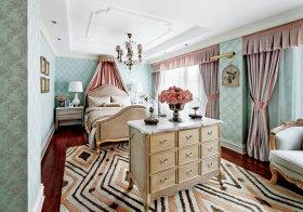 宫廷风欧式卧室装修设计