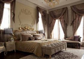 浪漫欧式卧室设计效果