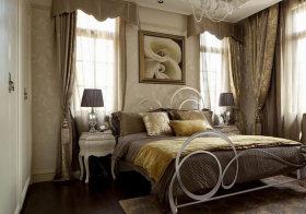 洛可可欧式卧室装修效果