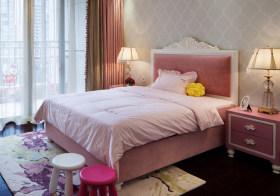 可爱欧式卧室装修美图