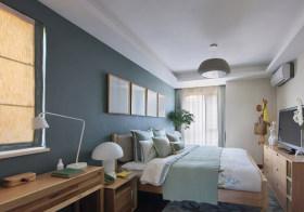 清爽宜家卧室装修设计