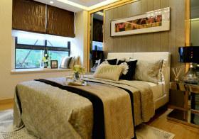 大气现代卧室设计效果