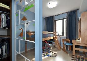 时尚现代儿童房设计