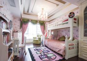 梦幻欧式儿童房欣赏