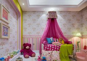 时尚现代儿童房美图