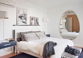 个性宜家卧室设计效果