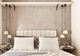 工业混搭卧室设计效果