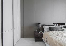 个性现代卧室装修设计