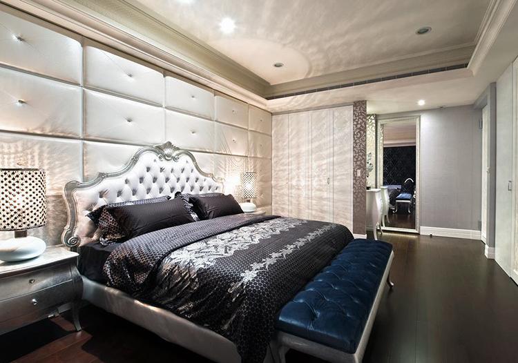 尊贵欧式卧室装修效果欣赏