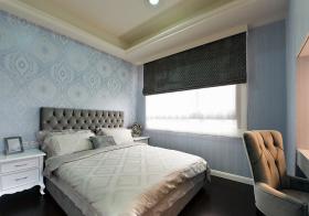 清新简约卧室设计效果