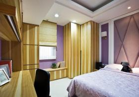 木质简约卧室设计参考