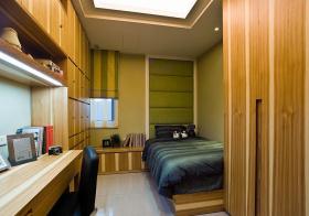 木质现代卧室装修设计