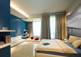 个性简约卧室装修设计