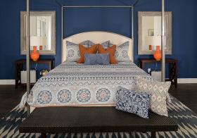 异域地中海卧室设计欣赏