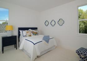 清爽地中海卧室设计美图