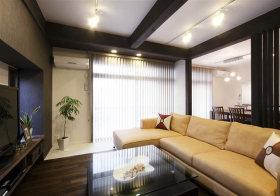 典雅现代客厅设计效果