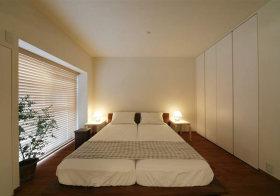极简卧室装修设计