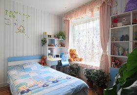 绿色田园儿童房欣赏