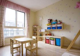 温馨简约儿童房欣赏