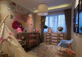 创意现代儿童房美图