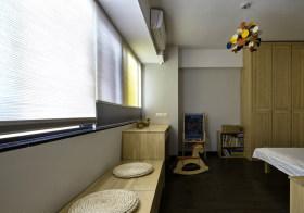 清淡日式儿童房欣赏