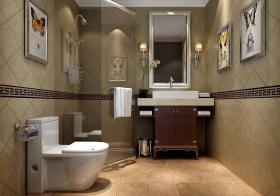 简约浴室柜美图欣赏