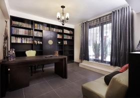 简约现代书房设计