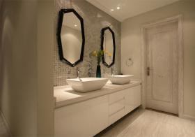 简约浴室柜设计