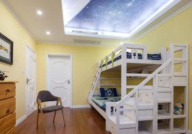 清新宜家儿童房设计
