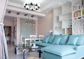 现代客厅收纳设计