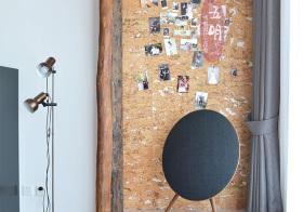 特色现代照片墙设计