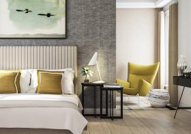 舒适北欧卧室设计风格
