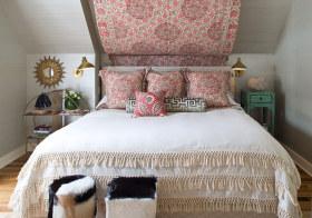 异域混搭卧室设计风格