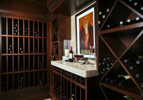 复古典雅风酒柜欣赏
