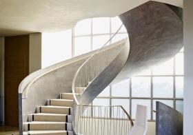 创意现代风格楼梯装修图片