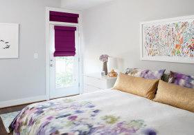 温馨简约卧室设计参考