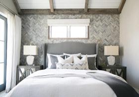 自然北欧卧室设计美图