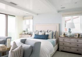 舒适宜家卧室设计效果