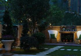 优雅现代花园美图