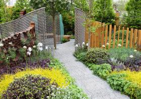 繁盛现代花园欣赏