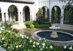 优雅欧式花园欣赏