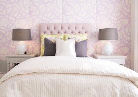 可爱简约卧室装修案例