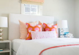小清新宜家卧室设计美图