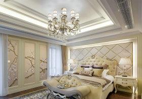 尊贵欧式卧室设计案例