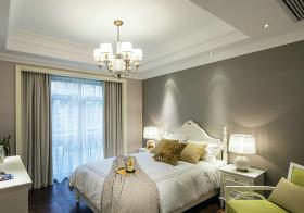 浪漫简欧卧室装修案例