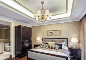 大气简约卧室设计参考