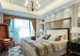 舒适简约卧室设计案例