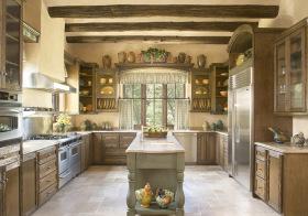 朴素木质橱柜欣赏