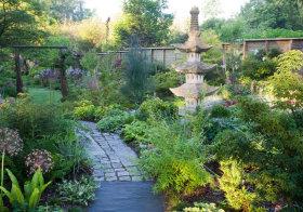 禅意中式花园欣赏